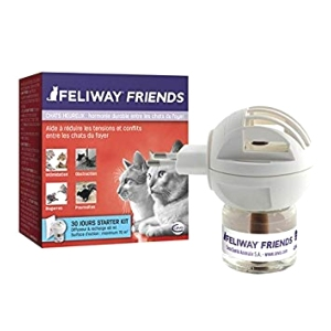 Feliway Friends Diffuseur + Recharge 48 ml - CEVA