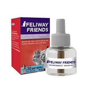 Feliway Friends Recharge de 48 ml (30 jours) - CEVA