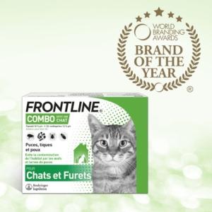 Frontline Combo - Chat - Elue marque de l'année