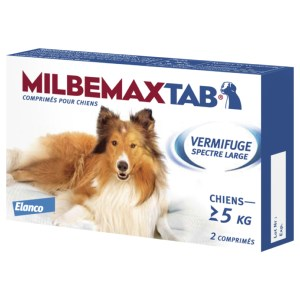 Milbemax Dog Tab - ELANCO