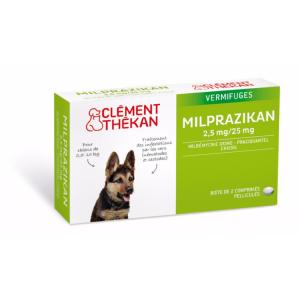 Milprazikan Chien - CLÉMENT THEKAN