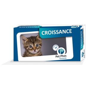 Pet Phos Croissance Chat - SOGEVAL