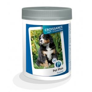 Pet Phos Croissance Grand Chien Ca/P=2 - SOGEVAL
