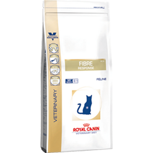 Royal Canin Veterinary Diet Cat Fibre Response FR31 pour Chat - 4Kg