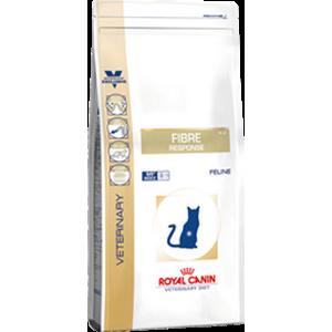 Royal Canin Veterinary Diet Cat Fibre Response FR31 pour Chat - 4Kg