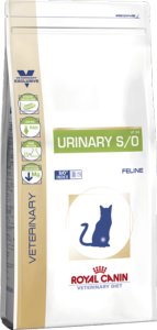 Royal Canin - VDIET Cat Urinary S/O LP 34