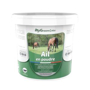 CND Horse - MyGroom Care - Ail en poudre - Chevaux