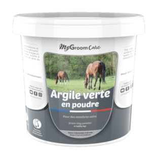 CDN Horse - MyGroom Care - Argile Verte en Poudre