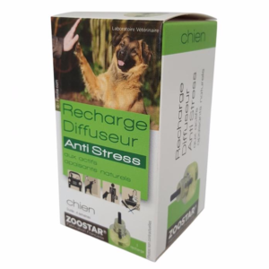 Zoostar - Recharge diffuseur anti-stress - chien