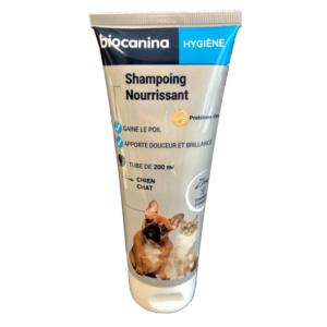 Biocanina - Shampoing nourrissant chat et chien