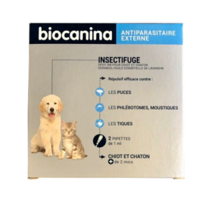 Biocanina - Insectifuge chiot et chaton