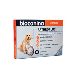 Biocanina Arthroplus - Complément alimentaire