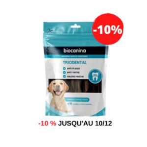 Biocanina Triodental - Hygiène bucco-dentaire