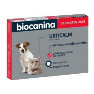 Biocanina - Urticalm - Aliment complémentaire