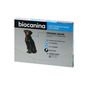 Biocanina – Fiprodog 268 mg - Grands chiens