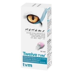Twelve TVM - Collyre pour animaux
