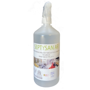 Septysan - Surface disinfection