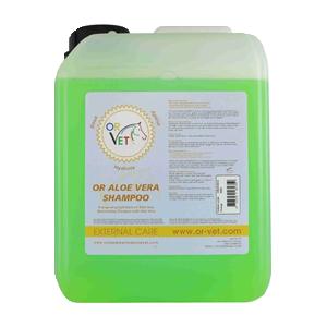 OR Aloe vera Shampoo - OR VET