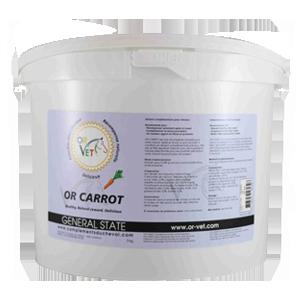 OR CAROTT - CHEVAL - PRODUITS-VETO.COM