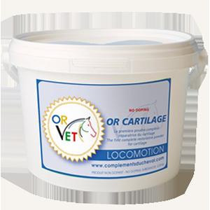OR CARTILAGE - 2.25 Kg - CHEVAL - PRODUITS-VETO.COM
