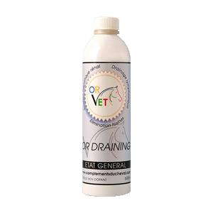 OR Draining - Elimination des toxines - 600 ML - OR VET